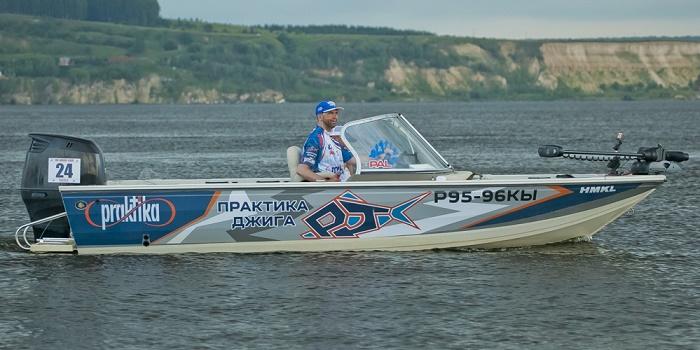 Поздравляем команду профессиональных рыболовов, в составе Валиуллов-Карпов